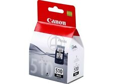 Pg510 original Canon mp240 495 ip2700 mp240 Ink Black contenido 2970b001: 9ml