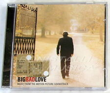 BIG BAD LOVE - SOUNDTRACK O.S.T. - CD Nuovo Unplayed