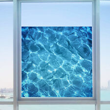 Frosted Glass Window Privacy Film Cover Sticker Home Bathroom Office decor art