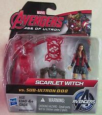 Avengers Age of Ultron - SCARLET WITCH vs ULTRON 008 Mini Action Figure - New