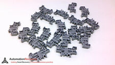 PHOENIX CONTACT CLIPFIX 35 - PACK OF 21 - QUICK MOUNTING END CLAMP,, NEW*