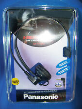 Panasonic Headset For Cordless Phones KX-TCA-60 For handsets with 2.5mm socket