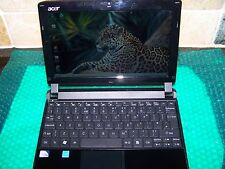 Acer Aspire ONE 532h  Atom N450 / 1.66 GHz - RAM 2GB - HDD 250GB Win 7 with COA