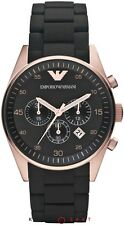 emporio armani exclusive AR5905 chronograph mens watch ..SALE.