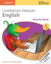Cambridge Primary English Stage 5 Activity Book (Cambridge International Examina