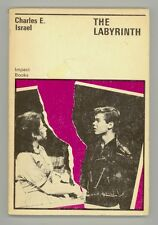 The Labyrinth by Charles Israel 1969 PPBK Canadian Television Script with Photos