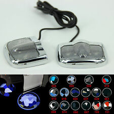 2x COPPIA Luci proiettori CREE Led portiera logo BMW luce cortesia led ALL Cars