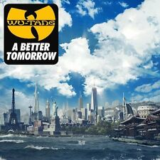Wu-Tang Clan - A Better Tomorrow - Warner Bros - 93624 93233 - Hip Hop - NEW