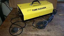 jet mate Maxi-Vac boiler chiller heat exchanger tube cleaner JM1800 variable spd
