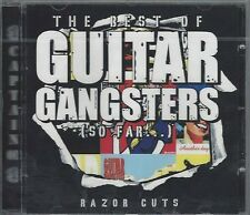 GUITAR GANGSTERS - RAZOR CUTS - THE BEST OF - (still sealed cd) - AHOY CD 302