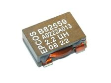 B82559A0222A013 EPCOS INDUCTOR, SMD, 2200NH, 10% 2,2UH 15A [QTY=5pcs]