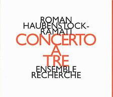 Haubenstock-Ramati: Concerto a Tre, New Music