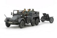 Tamiya 32580 1/48 Model Kit German 6x4 Towing Truck Kfz.69 w/3.7cm Pak Gun