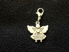 ANGELS WATCHING OVER ME -  CLIP ON CHARM....CUTE!!