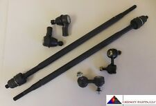 Fit Honda Element (03-11) 2 Outer and 2 Inner Tie Rod Ends 2 Sway Bar Links