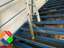 Stairmaster - Staircase Ladder Leveller  - Ladder Stability & Safety on Stairs