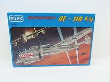 LOT 24490 | Bilek 930 Messerschmitt Bf-110 G/R  1:72 Bausatz NEU in OVP
