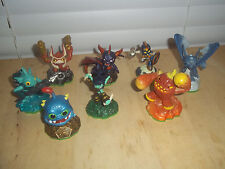 ACTIVISION SKYLANDERS Spyros adventure 8 figure LOT #4