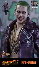 Hot Toys 1/6 MMS382 - Suicide Squad - The Joker (Purple Coat Version)