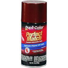 Duplicolor BGM0521 WA203C GM Code 51 Dark Toreador 8 oz. Aerosol Spray Paint