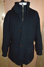 TOSCANA WOOL Rain Coat SympaTex Waterproof Goretex Loden Frey Jacket men 44 L/XL