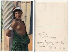 LEHNERT & LANDROCK,Mädchen Orient Bedouine Arab girl Ethnic Type um 1915