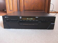 CALIFORNIA AUDIO LABS CAL CL 20 CD / HDCD / DVD PLAYER! FOR PARTS OR REPAIR ONLY