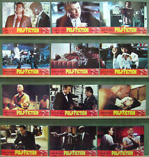 QP40 PULP FICTION QUENTIN TARANTINO Lobby Set Spain