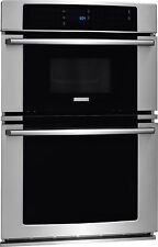 "Electrolux Wave Touch EW30MC65PS 30"" Microwave Convection Wall Oven Combination"