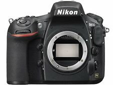 BRAND NEW Nikon D D810 36.3MP FX-Format SLR Camera BODY SET IN UK ROYAL MAIL D
