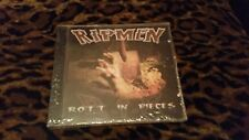 RIPMEN - Rott in pieces CD  Psychobilly Demented are go Horrorpunk Mad Sin