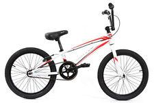 Ahe Dirt race Freestyle BMX vélo Jumper Limited alu blanc rouge 9,88kg seulement!