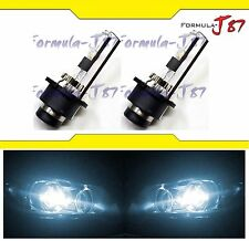 HID XENON HEAD LIGHT CNLIGHT D4R TWO BULB 6000K WHITE PLUG PLAY REPLACEMENT LAMP