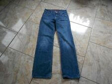 H9130 LEVIS Red tab jeans jeans w24 l32 BLU SCURO bene