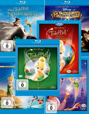 TinkerBell 1 + 2 + 3 + 4 + 5 + 6 Collection (Walt Disney)        | Blu-ray | 066