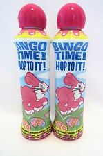 Bingo Daubers Markers Bunny Design Magenta Ink Set Of Two
