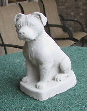 CONCRETE PIT BULL TERRIER STATUE OR USE AS A MONUMENT