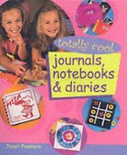 Totally Cool Journals, Notebooks & Diaries By J Pensiero DIY Craft Book