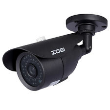 ZOSI HD 1000TVL CCTV Security Camera Indoor Outdoor 42 IR Leds Day Night Vision