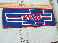 DKW Automobile ? Motorcyle ? Patch