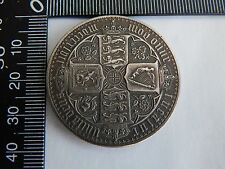 1847 Great Britian. CROWN 5/- VICTORIA 'GOTHIC' TYPE 150 years anniversay