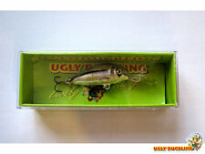 Ugly Duckling Lure, Balsa Wood, Ultra-light lure fishing, finesse fishing, rare