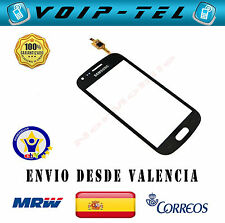 PANTALLA TACTIL TOUCH SAMSUNG GALAXY GRAND NEO PLUS I9060i DS AZUL CON ADHESIVO
