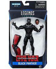 """BLACK PANTHER - 6"""" Marvel Legends Captain America Civil War BAF Giant Man - NEW!"""