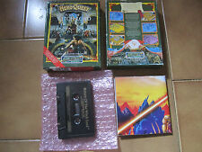 Cassetta per Commodore 64 C64 HERO QUEST Return of The Witch Lord- Boxed