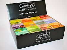 Bradley's & Indianteacompany EXCLUSIVE LUXURY 12 Flavour Variety Gift Box 120bag