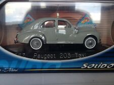 Solido 1:43 Peugeot 203 Taxi 4557