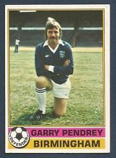 TOPPS 1977 FOOTBALLERS #173-BIRMINGHAM CITY-GARRY PENDREY