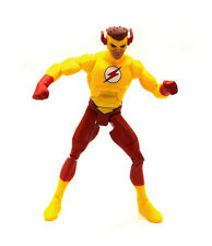 "DC Universe 6"" Young Justice League Kid Flash Incomplete Loose Action Figure"