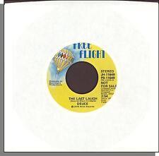 """Deuce - The Last Laugh (Mono/Stereo) - 1979 Promo 7"""" 45 RPM Single!"""